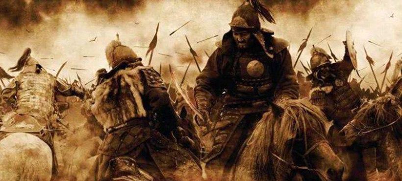 война монголы