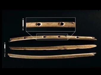 древняя флейта