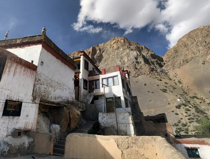 монастырь Ки Гомпа
