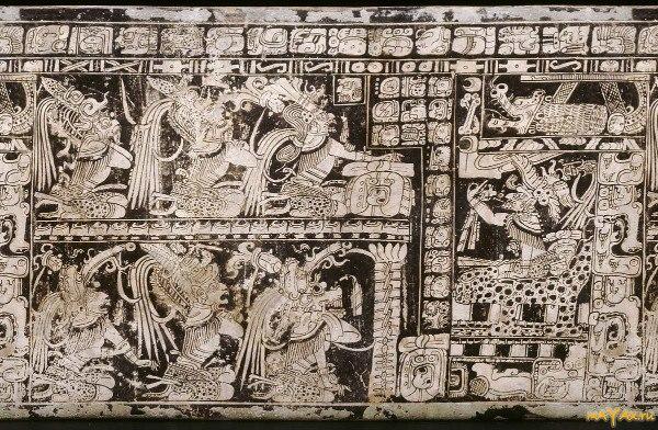 космология майя