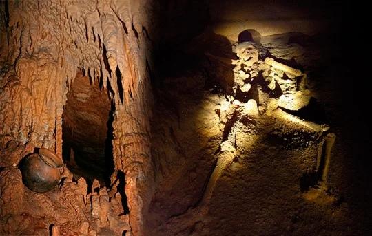 Пещера Актун-Туничиль-Мукналь