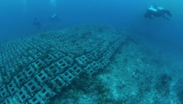 подводная дорога