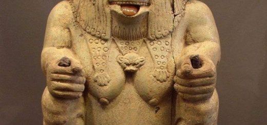 изображение бога Беса