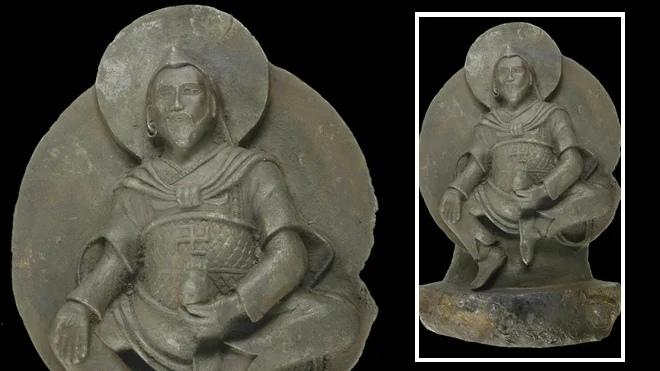статуя Вайшраваны