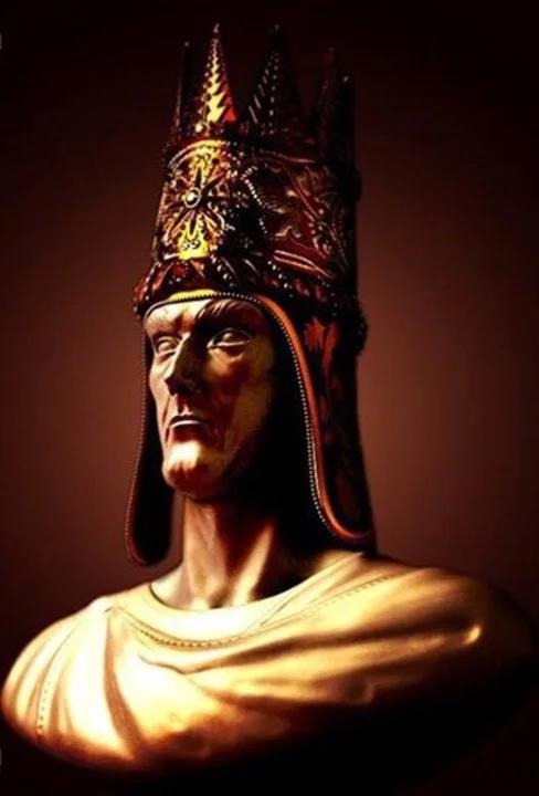 царь Тигран II Великий