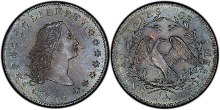 Доллар 1972 года «Распущенные волосы»