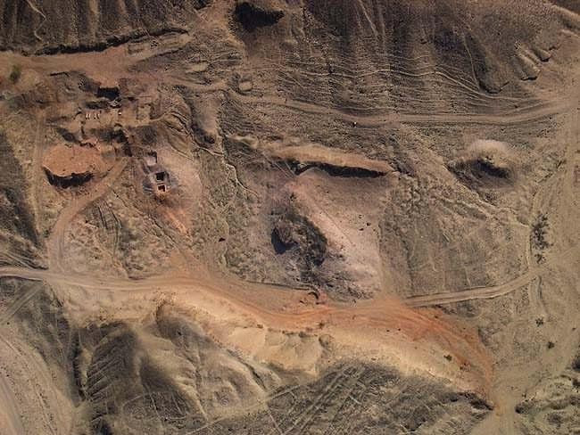 фигуры плато Пальпа