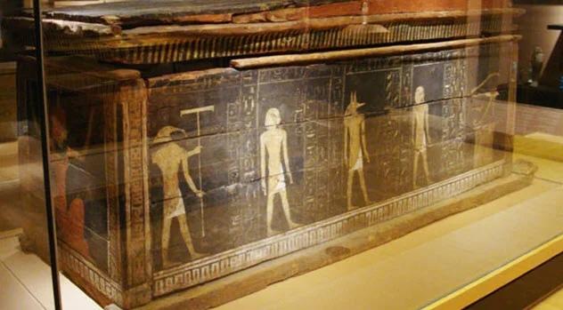 Табак и кокаин из Древнего Египта