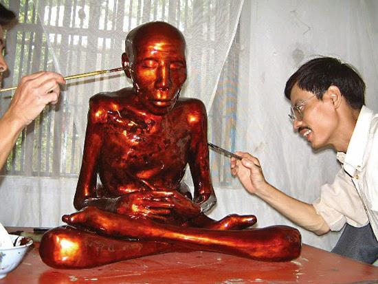 Китайский монах Ву Кхак Минь