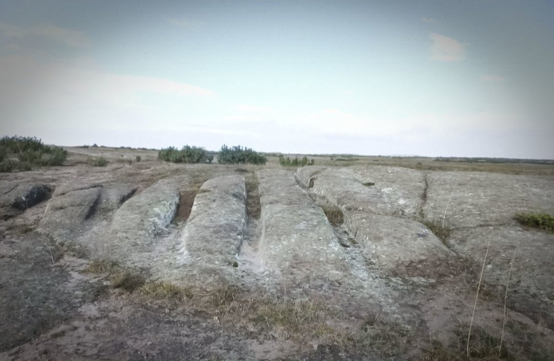 Каменная колея