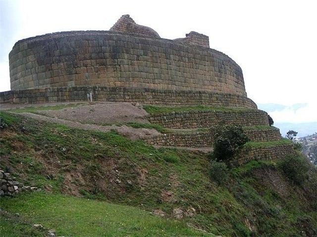 Древний город Ингапирка