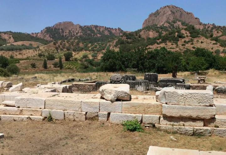 Храм Артемиды