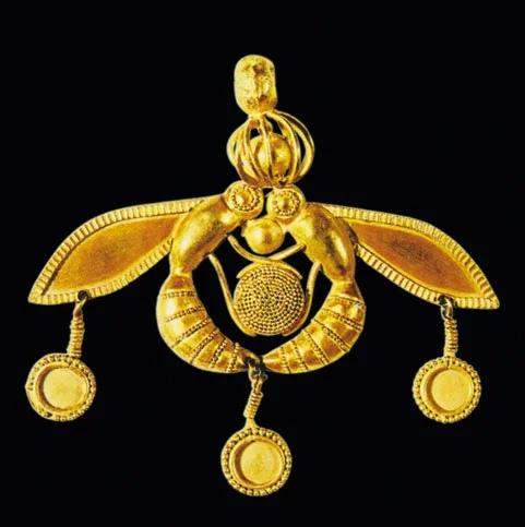 Минойские пчелы