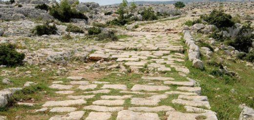 римские дороги