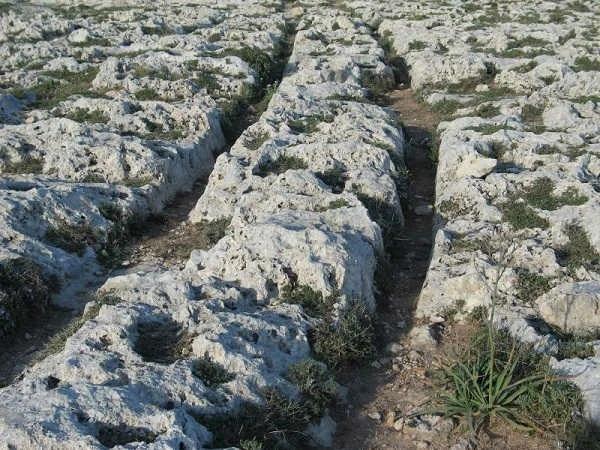 каменные дороги Апшерона