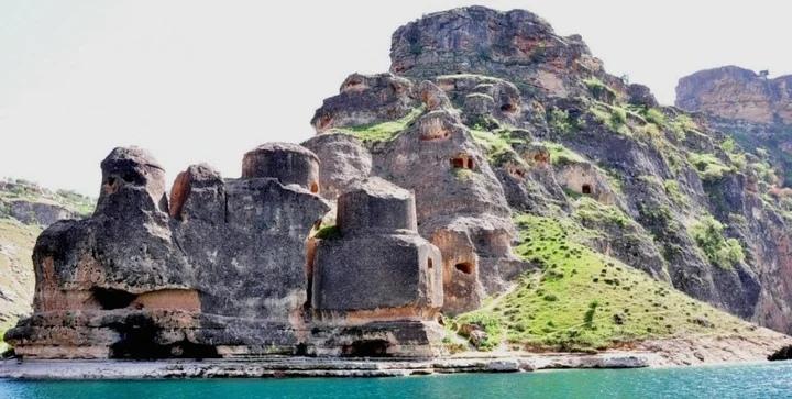 Мегалитическая крепость