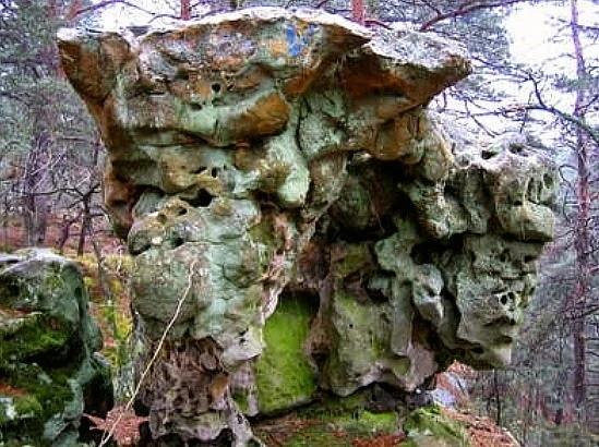 следы загадочной древней цивилизации