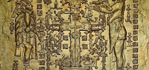 Говорящий крест майя