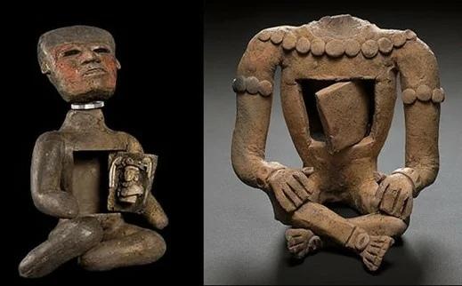 Статуэтки ацтеков