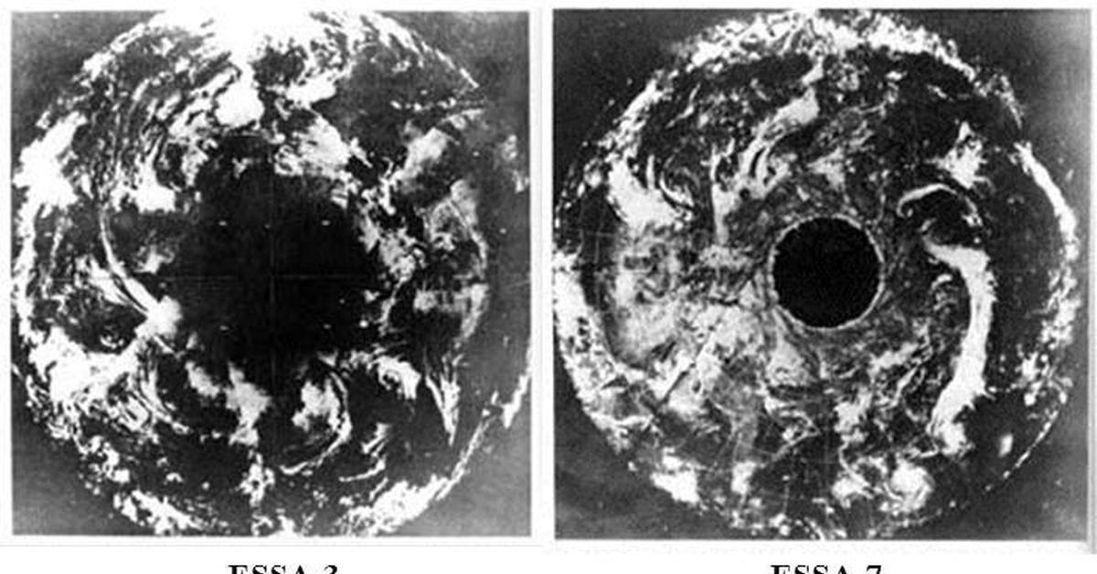 Великий полярный Водоворот. Странные явления — наследие Гипербореи? THQjgKQezME