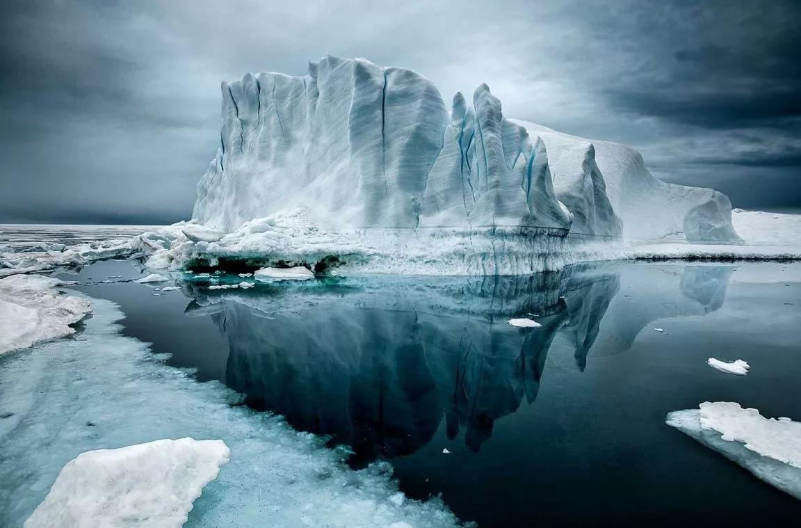 Великий полярный Водоворот. Странные явления — наследие Гипербореи? U-1yeuFcXZ8