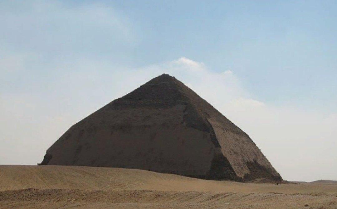 ломанная пирамида