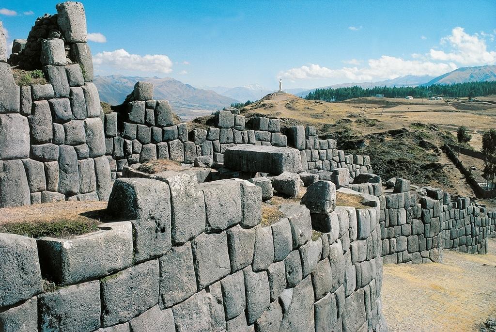 Цитадель Саксайуман (Перу)