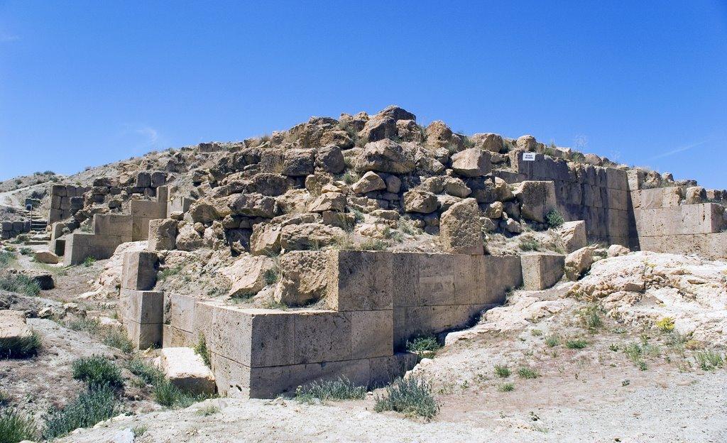 Крепость Чавуш-тепе