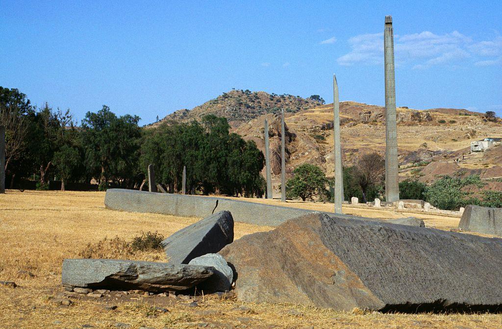 Аксумские обелиски (Эфиопия)