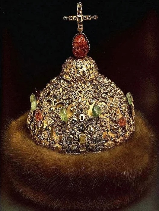 Шапка Петра I Алексеевича
