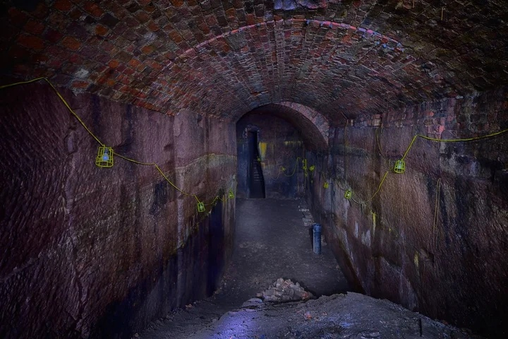 туннели под Ливерпулем
