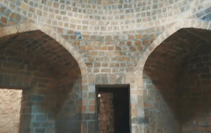 Древнее подземелье в Дагестане