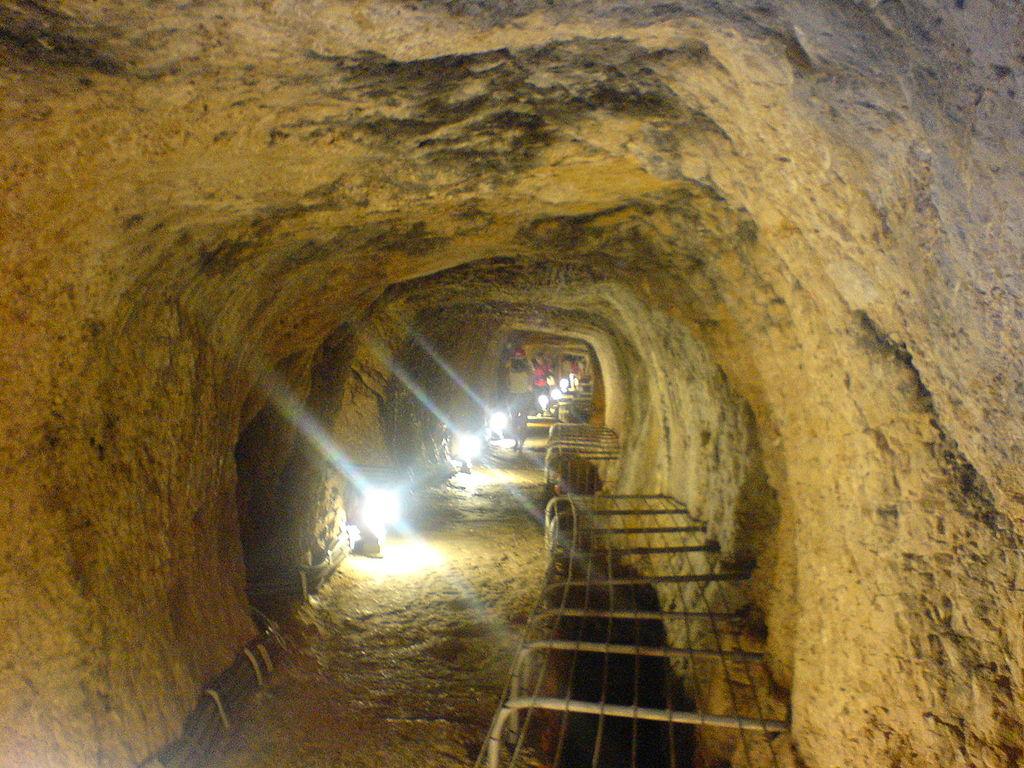 Самосский тоннель