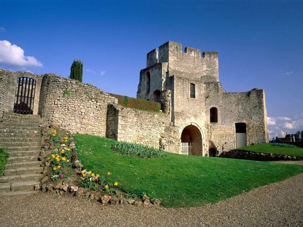 Замок Жизор