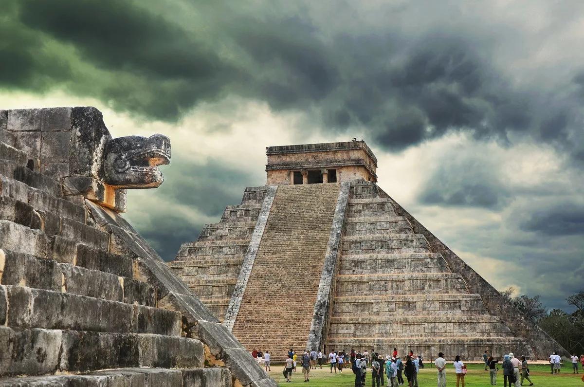 щебечущие пирамиды