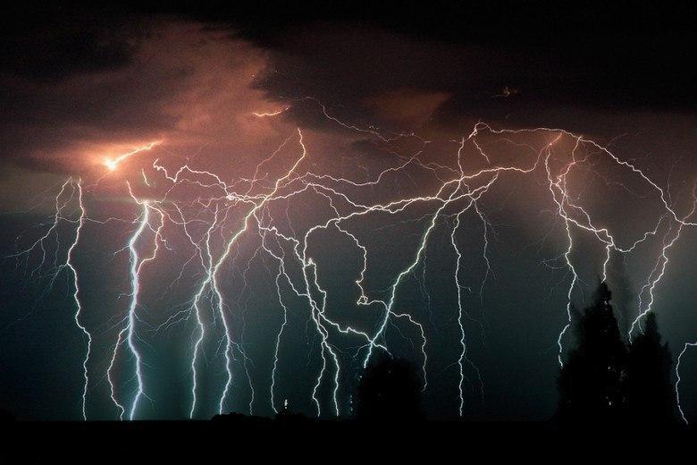 феномен молний