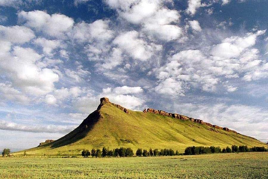 горная гряда Сундуки