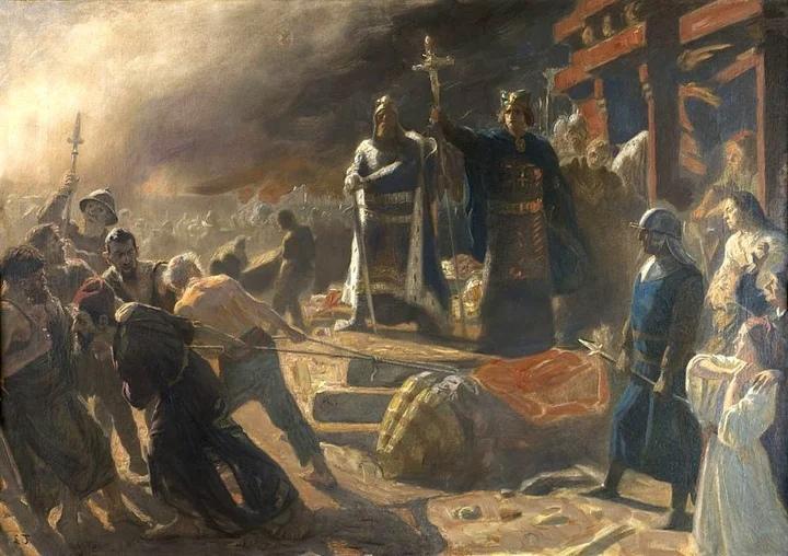 древнеславянская святыня