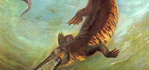подводное существо