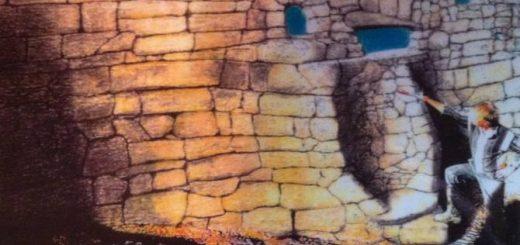 техасская стена