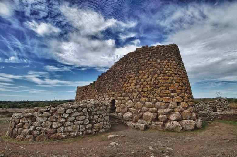 Древние башни-нураги