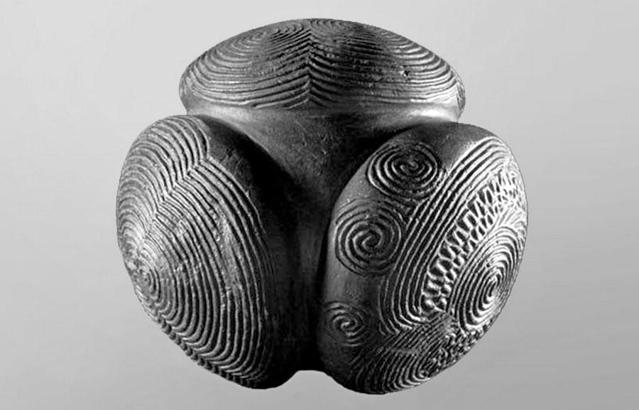 аномальные 5000-летние сферы