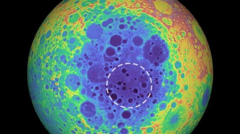 аномалия на луне