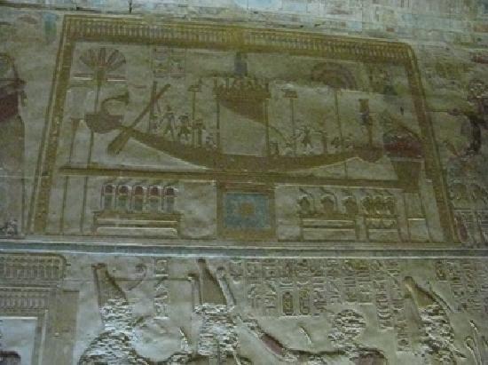 храм фараона Сети II