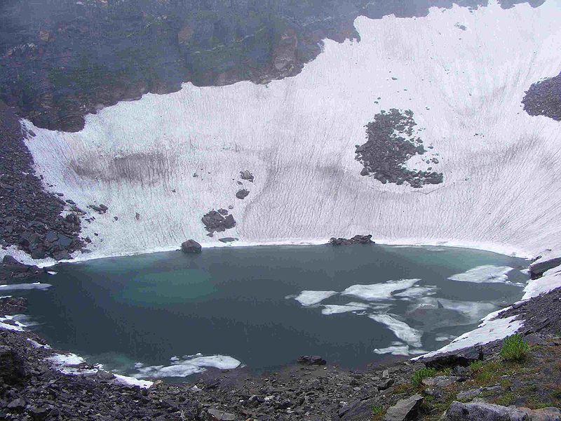 озеро Роопкунд