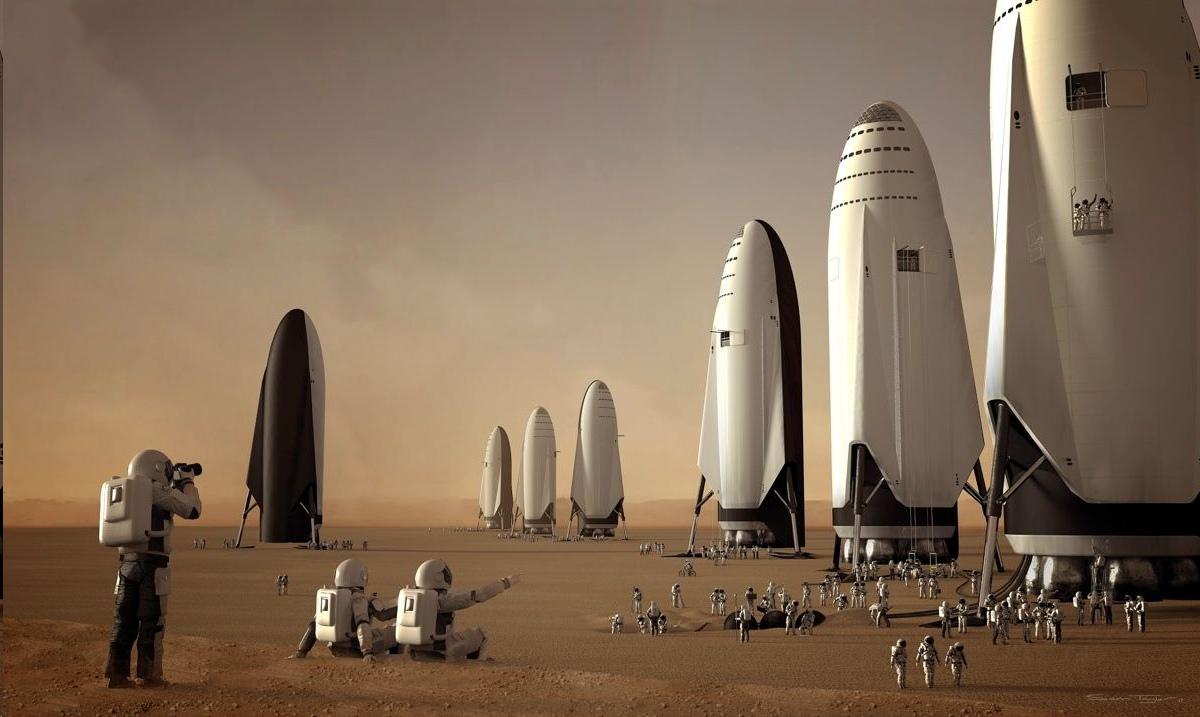 космические путешествия
