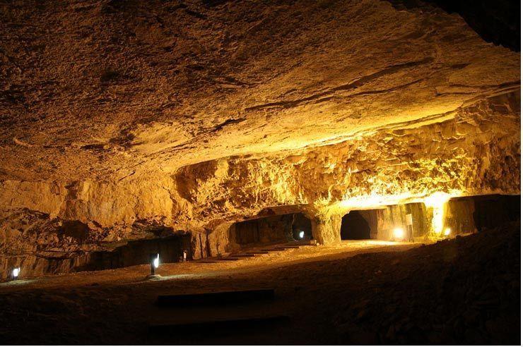 Пещера Седекии