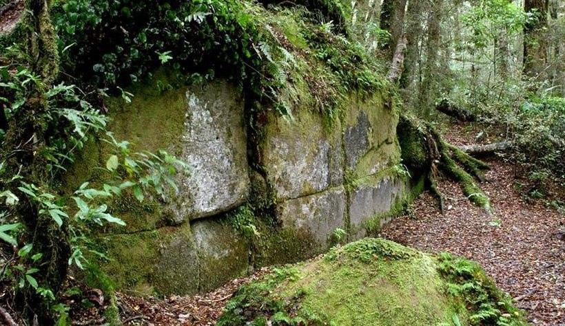 Загадочные сооружения Новой Зеландии
