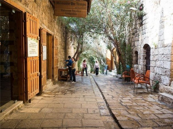 Библ, Ливан