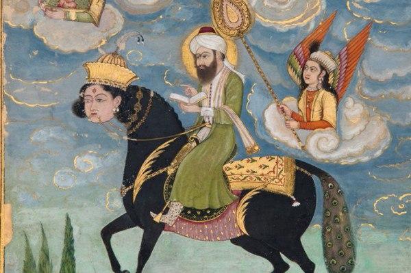 Плащ пророка Мухаммеда
